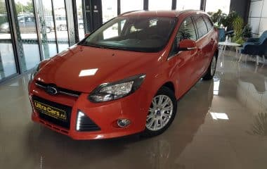 Ford Focus 2.0TDCi, 140cp, Automat , EURO 5