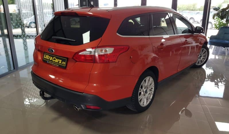 Ford Focus 2.0TDCi, 140cp, Automat , EURO 5 full