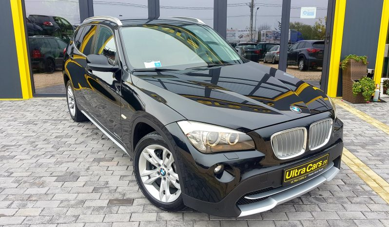 BMW X1 , xDrive 2.3d ,205 cp , Euro 5 full