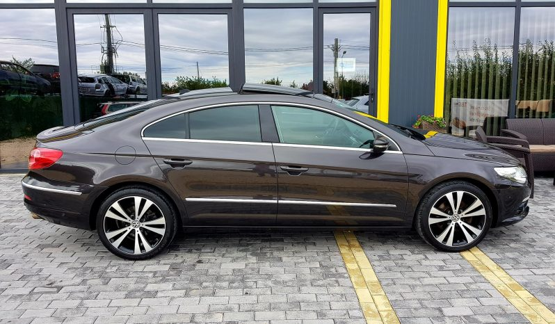"Vw Passat CC 2.0TDI DSG 4Motion ""EXCLUSIVE"" full"