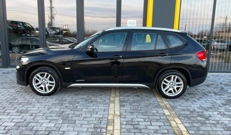 BMW X1 , xDrive 2.0d ,177 cp , Euro 5 full