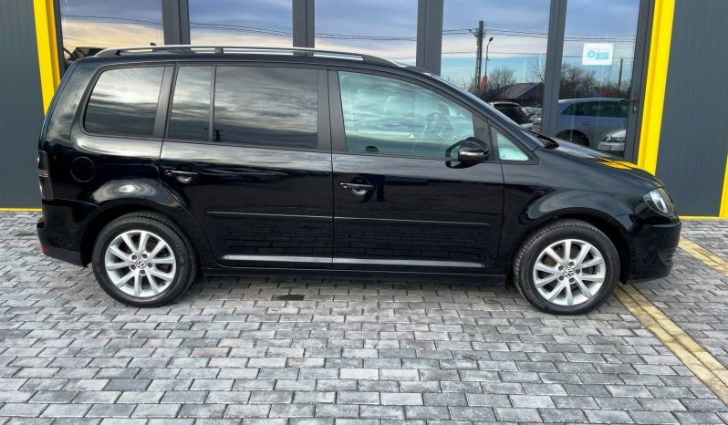 Vw Touran 2.0TDI full